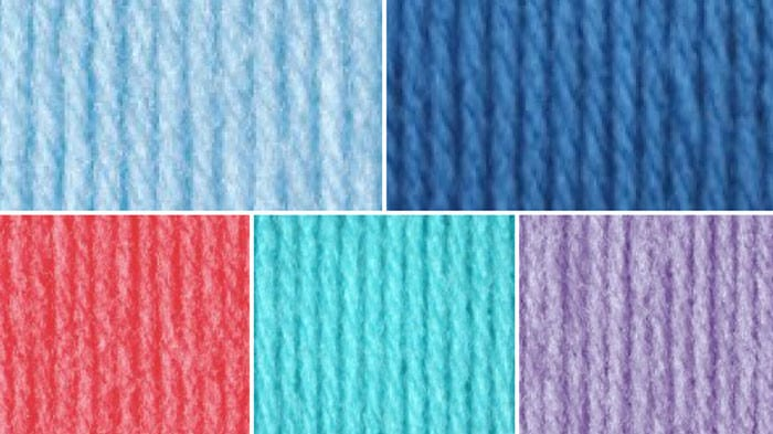 Beach House Yarn Color Combinations