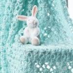 Bunny's Baby Blanket + Tutorial