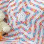 Baby Star Blanket + Tutorial