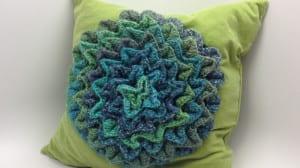 Crocodile Stitch Pillows