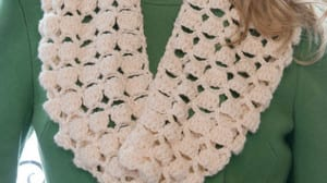 Floating Shell Stitch