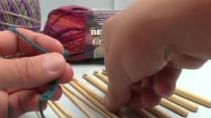 Yarn and Hook Gauge