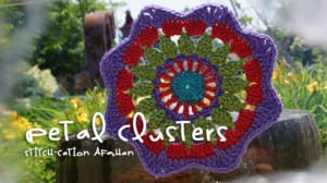 Stitch-cation Petal Clusters MotifStitch-cation Petal Clusters Motif