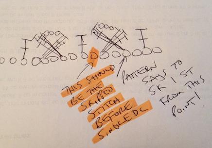 Stitch Diagram