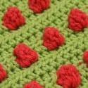 Popping Bobbles Crochet Stitch