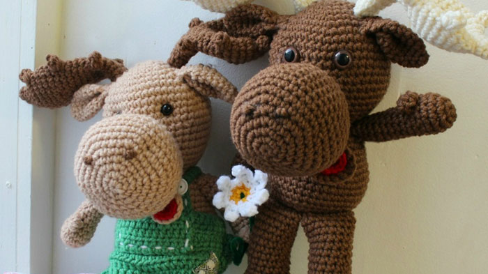 Free Amigurumi Patterns by Sharon