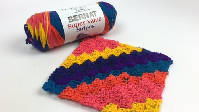 Bernat Super Value StripesBernat Super Value Stripes