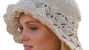 Summer Dune Hat Pattern