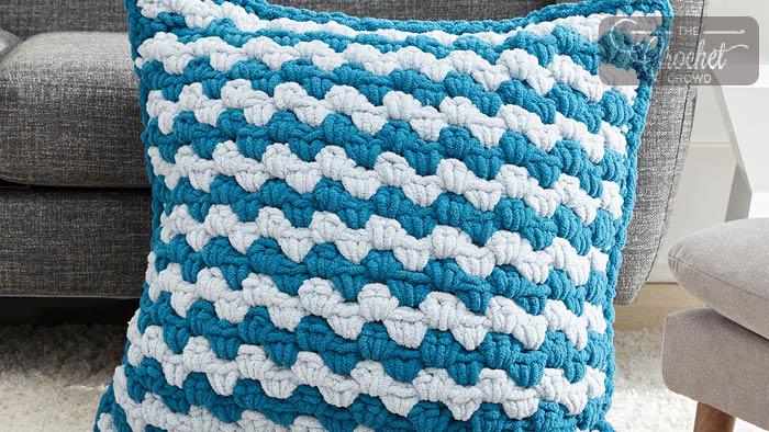 Crochet Granny Floor Cushion Pattern The Crochet Crowd