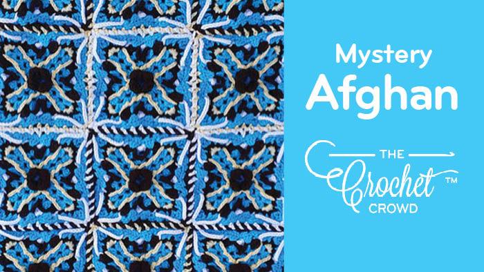 Crochet Mystery Afghan