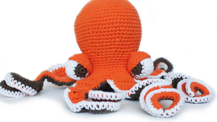 Amigurumi octopus | Free amigurumi and crochet patterns | lilleliis | 393x700