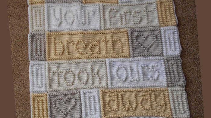 Free Crochet Pattern For You Are My Sunshine Blanket : jody pyott Archives - The Crochet Crowd