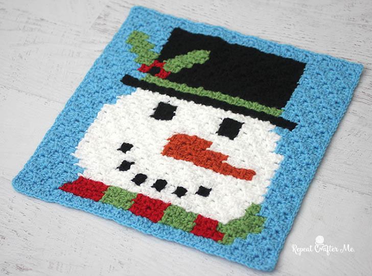 Snowman Pixel