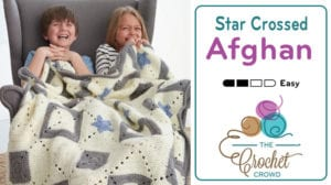 Crochet Star Crossed Afghan