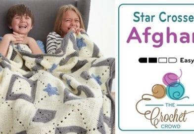 Crochet Star Crossed Afghan