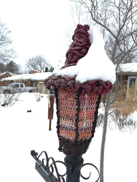 What Happens to Acrylic Yarn Outside