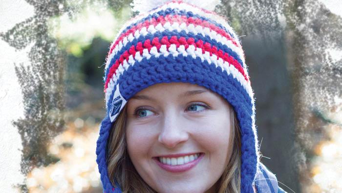 Crochet USA PEAK Hat