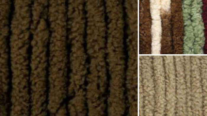 Earth Tones by Bernat Blanket Yarns