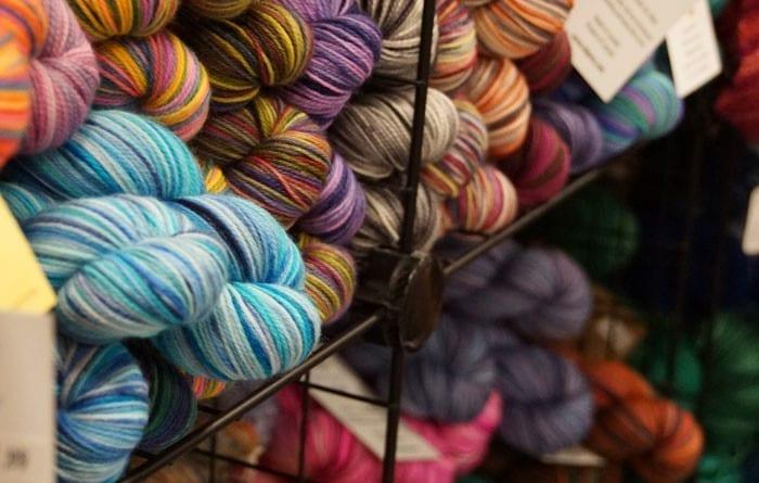 Knitters' Fair - Kitchener Ontario