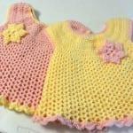 11 Crochet Baby Dresses
