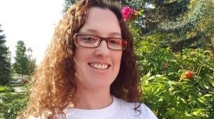 Sara Koenig, Owner of Momma's J.A.M Pack Crochet Word Charts