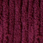 Bernat Blanket Purple Plum