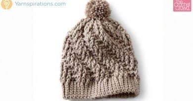 Stepping Texture Hat