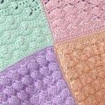 Baby Crochet Sampler Afghan