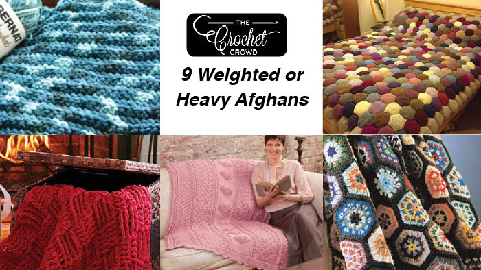 9 Crochet Weighted Blankets The Crochet Crowd