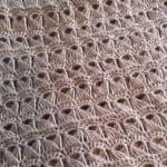 Broomstick Lace Shawl, Wrap, Scarf, Afghan + Tutorial