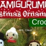 Crochet Christmas Ornaments Designs eBook