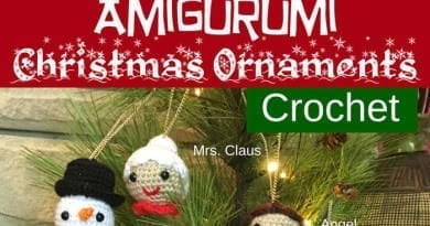 Christmas Ornaments eBook