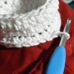 Crochet Snowflake Centerpiece Pattern