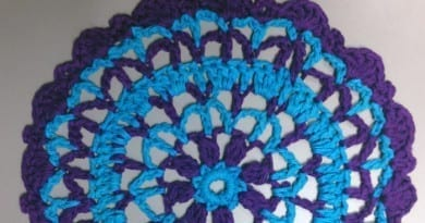 Jeanne Crochet Mandalas