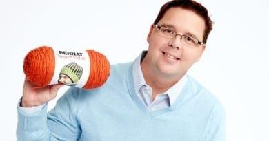 Michael Sellick aka Mikey of The Crochet Crowd
