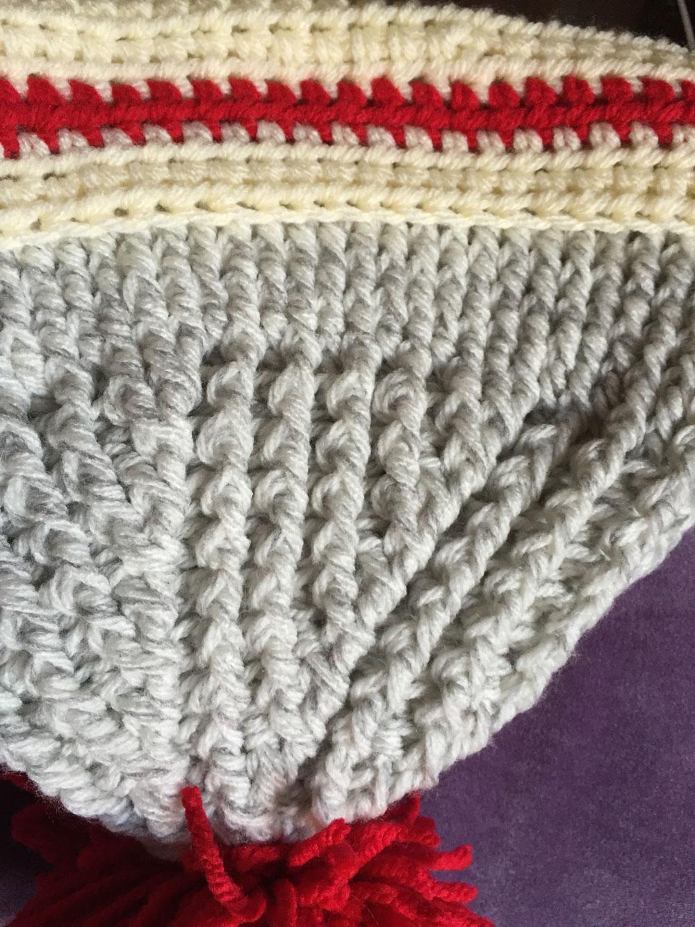 14ca379683d Crochet Sock Hats - All Sizes + Tutorial