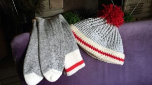 Crochet Sock Monkey Inspired Hat