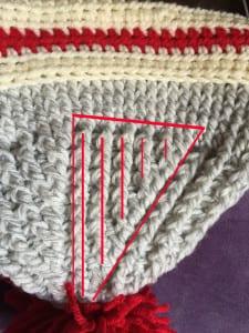 Crochet Sock Monkey Inspired Hat
