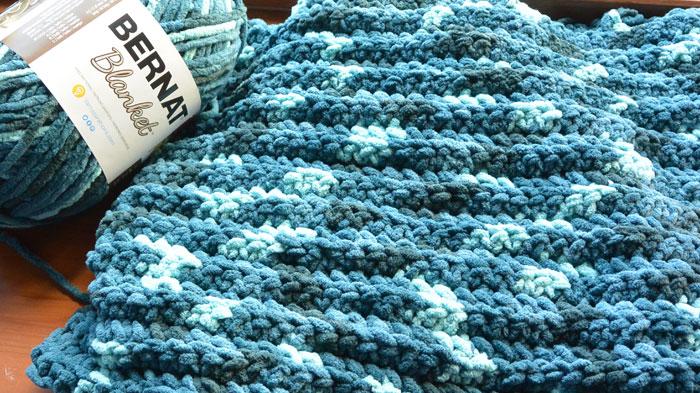 60 Crochet Blankets Of Love Ideas The Crochet Crowd Impressive Bernat Blanket Yarn Crochet Patterns