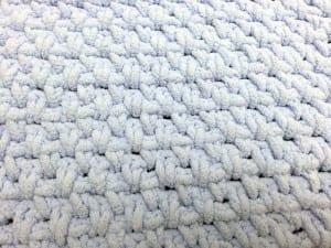 Beginners Baby Crochet Blanket