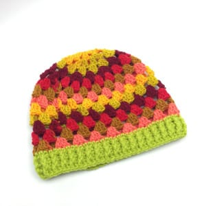 Granny Stripes Hats