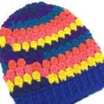 Crochet Candy Store Hats for Kids