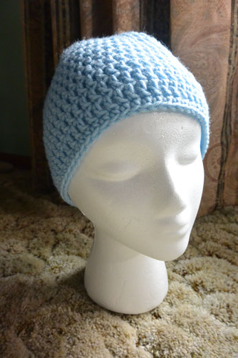Crochet Hat Sizing Measuring Tips