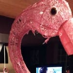 Pinky the Flamingo Crochet Transformation