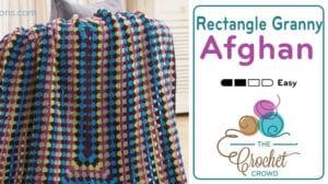 Rectangle Granny Afghan