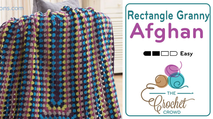 Rectangle Granny Afghan