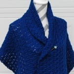 Linked Shell Shawl Pattern