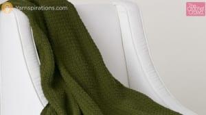 Simple Texture Afghan Crochet Pattern