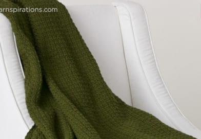 Crochet Simple Texture Afghan + Tutorial