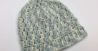 Kids' Subtle Crochet Hat Pattern